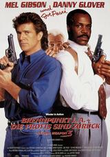 Lethal Weapon 3 - Die Profis sind zurück - Poster