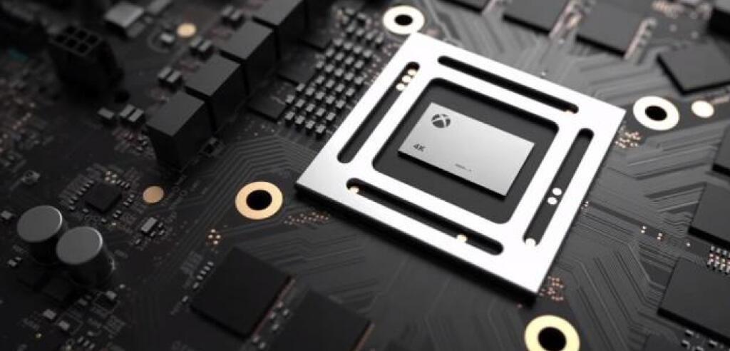 Microsofts Xbox Nachfolge-Konsole Project Scorpio
