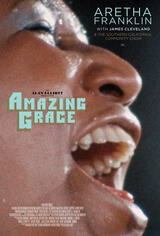 Aretha Franklin: Amazing Grace - Poster