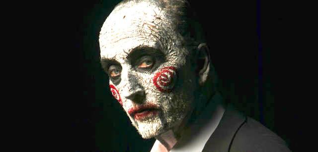 Tobin Bell als Jigsaw in den Saw-Filmen