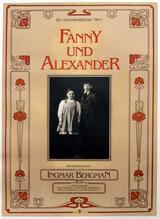 Fanny und Alexander - Poster