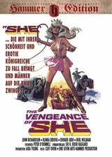 The Vengeance of She - Poster