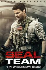 SEAL Team - Staffel 1 - Poster