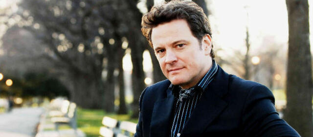 50 Jahre Für Den Englischen Gentleman Colin Firth Feiert Seinen 50