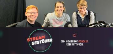 Streamgestöber-Team rund um Max, Andrea und Jenny
