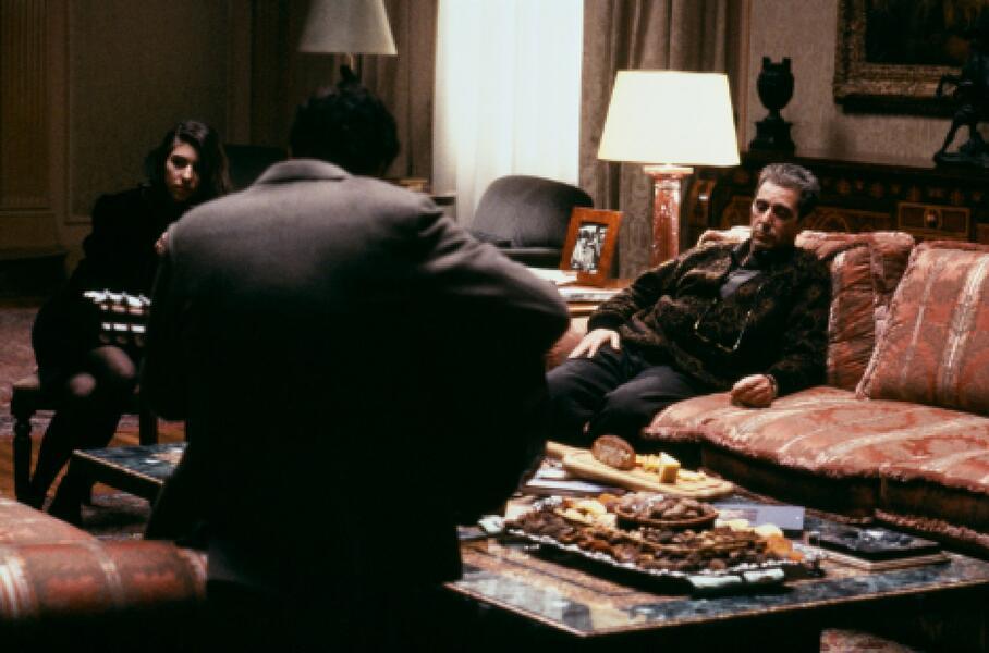 Der Pate 3 mit Al Pacino