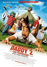 Der Kindergarten Daddy 2: Das Feriencamp - Poster