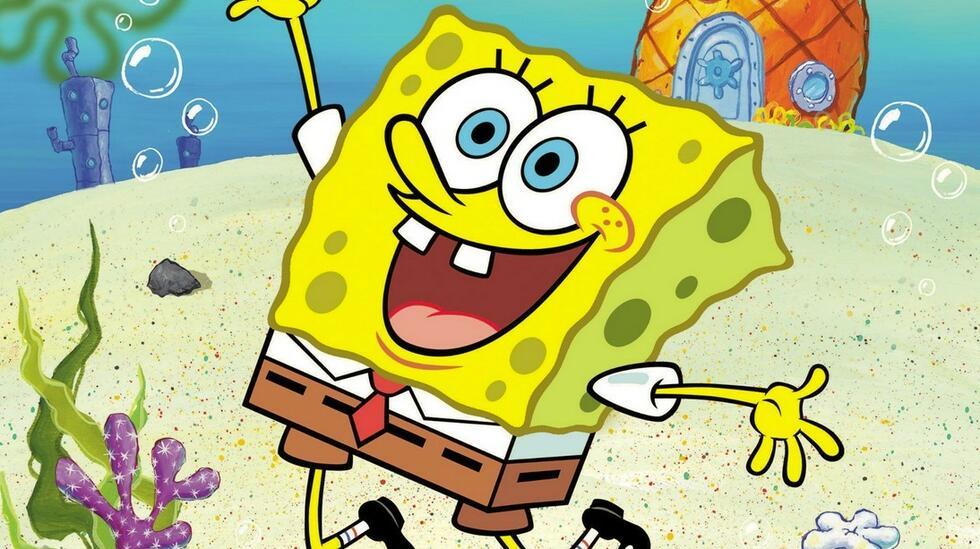 alle spongebob spiele
