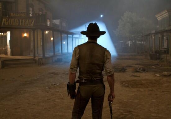 Cowboys & Aliens mit Daniel Craig