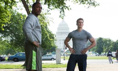 Captain America 2: The Return of the First Avenger mit Chris Evans und Anthony Mackie - Bild 3