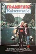 Frankfurt Kaiserstraße - Poster