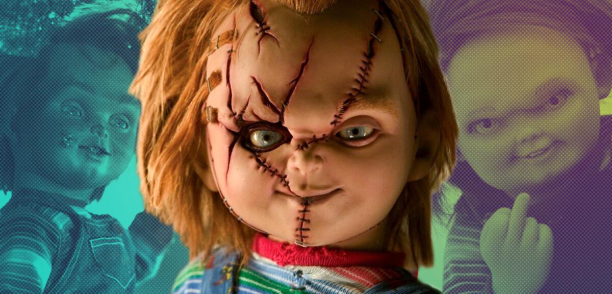 Chuckie Die Mörderpuppe