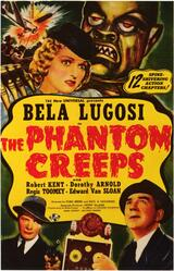 The Phantom Creeps - Poster
