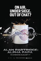 Alan Partridge: Alpha Papa - Poster