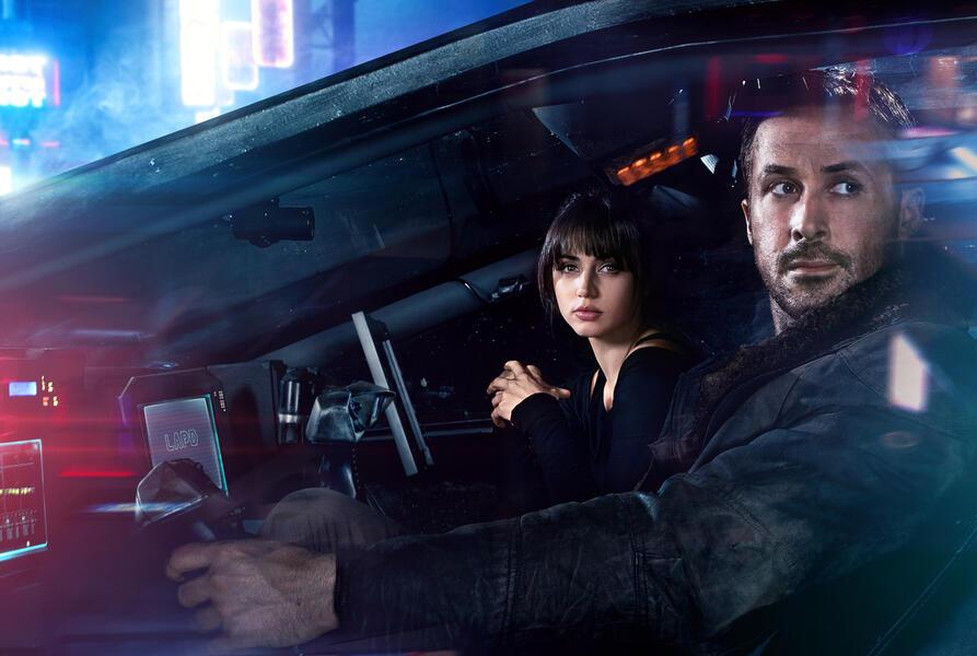 Blade Runner 2049 mit Ryan Gosling und Ana de Armas