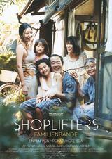 Shoplifters - Familienbande - Poster