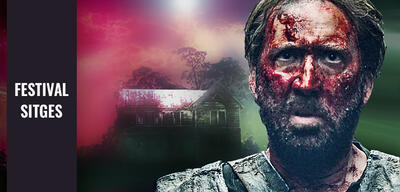 Color Out of Space, Nicolas Cage in Mandy