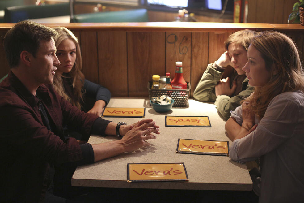 The Gifted Staffel 1, The Gifted mit Stephen Moyer, Amy Acker, Natalie Alyn Lind und Percy Hynes White