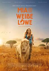 Mia und der weiße Löwe Poster