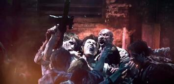 Bild zu:  Die Zombies sind wenig zimperlich