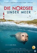 Die Nordsee - Unser Meer - Poster