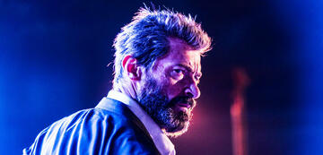 Hugh Jackman als Wolverine in Logan - The Wolverine