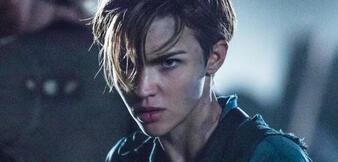 Ruby Rose in Resident Evil 6
