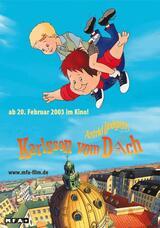 Karlsson vom Dach - Poster