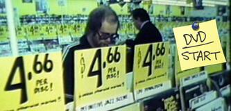 Elton John in einem Tower Records Store: Diese Woche erscheint die Dokumentation über die Ladenkette auf DVD.