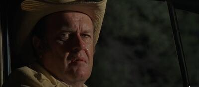 M. Emmet Walsh in Blood Simple