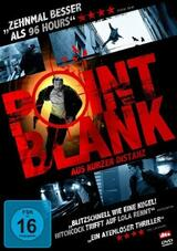 Point Blank - Aus kurzer Distanz - Poster