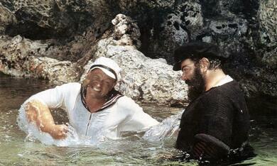 Popeye - Der Seemann mit dem harten Schlag mit Robin Williams und Paul L. Smith - Bild 1