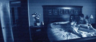 Doku-Horror: Paranormal Activity
