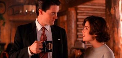 Dale Cooper und Audrey Horne