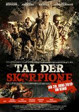 Tal der Skorpione - Poster
