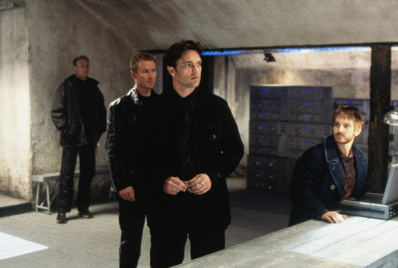 Mission: Impossible 2 mit Richard Roxburgh, Dougray Scott und William Mapother