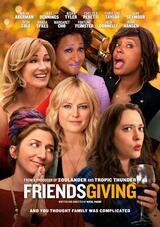 Friendsgiving - Poster
