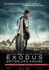 Exodus: Götter und Könige - Poster
