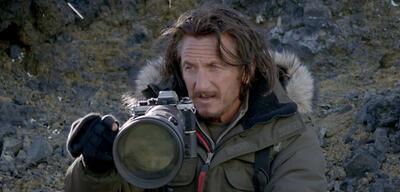 Fühlt sich so viel wohler: Sean Penn