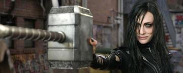 Cate Blanchett als Hela in Thor 3