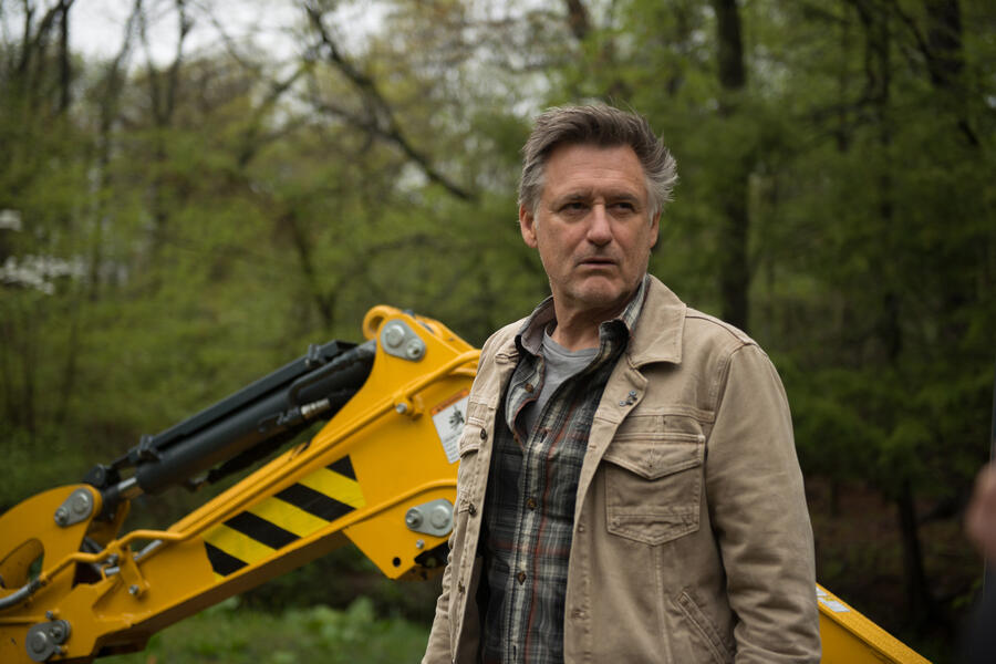 Trouble mit Bill Pullman