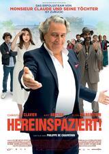 Hereinspaziert! - Poster
