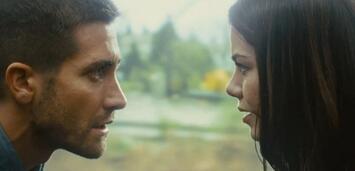 Bild zu:  Jake Gyllenhaal und Michelle Monaghan in Source Code