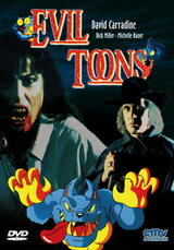 Evil Toons - Flotte Teens im Geisterhaus - Poster