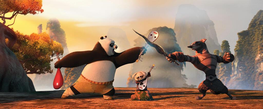 Kritiken & Kommentare zu Kung Fu Panda 2 | Moviepilot.de
