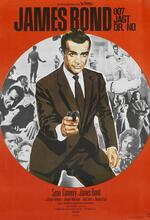James Bond 007 jagt Dr. No Poster