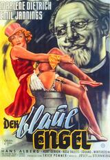 Der blaue Engel - Poster