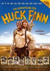 Die Abenteuer des Huck Finn - Poster