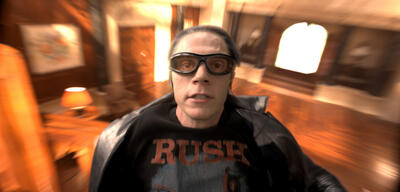 Evan Peters als Quicksilver in X-Men