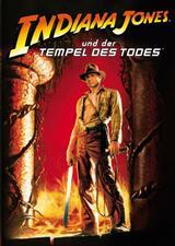 Indiana Jones und der Tempel des Todes - Poster
